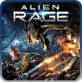 Alien Rage Unlimited PlayStation 3 Front Cover