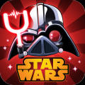 Angry Birds: Star Wars II iPad Front Cover