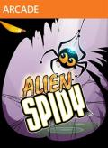 Alien Spidy Xbox 360 Front Cover
