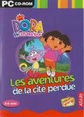 Dora the Explorer: Lost City Adventure Windows Front Cover