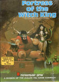 Fortress of the Witch King Apple II Front Cover