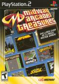 Midway Arcade Treasures PlayStation 2 Front Cover