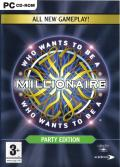 Who Wants to Be a Millionaire: Party Edition Windows Front Cover