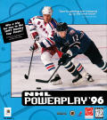 NHL Powerplay '96 Windows Front Cover