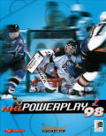 NHL Powerplay 98 Windows Front Cover