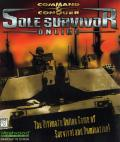 Command & Conquer: Sole Survivor Windows Front Cover