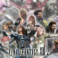 Final Fantasy XIII-2: DLC Bundle Pack PlayStation 3 Front Cover