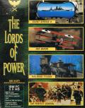 The Lords of Power DOS Front Cover