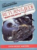 Star Wars: Return of the Jedi - Death Star Battle Atari 5200 Front Cover