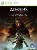 Assassin's Creed III: The Tyranny of King Washington - The Infamy Xbox 360 Front Cover