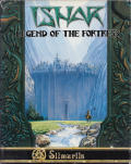 Ishar: Legend of the Fortress Atari ST Front Cover