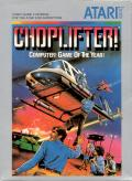 Choplifter! Atari 5200 Front Cover
