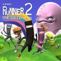Bit.Trip Presents... Runner 2: Future Legend of Rhythm Alien PS Vita Front Cover
