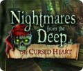 Nightmares from the Deep: The Cursed Heart Macintosh Front Cover