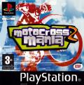 Motocross Mania 2 PlayStation Front Cover