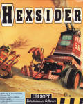 Hexsider DOS Front Cover