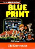 Blueprint Atari 5200 Front Cover
