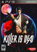 Killer is Dead PlayStation 3 Front Cover