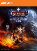 Castlevania: Lords of Shadow - Mirror of Fate Xbox 360 Front Cover