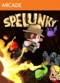 Spelunky Xbox 360 Front Cover