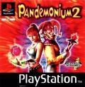 Pandemonium 2 PlayStation Front Cover