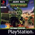 Army Men: World War - Final Front PlayStation Front Cover