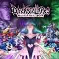 Darkstalkers: Resurrection PlayStation 3 Front Cover