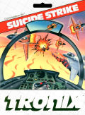 Suicide Strike Commodore 64 Front Cover