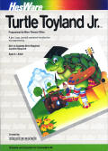 Turtle Toyland Jr. Commodore 64 Front Cover