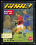 Goal! Amiga Front Cover Autograph was added later.