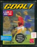 Goal! DOS Front Cover Autograph was added later.