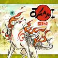 Ōkami PlayStation 3 Front Cover