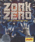 Zork Zero: The Revenge of Megaboz Apple II Front Cover
