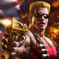 Duke Nukem: Manhattan Project iPad Front Cover