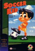 Soccer Kid DOS Front Cover