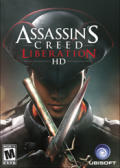 Assassin's Creed III: Liberation PlayStation 3 Front Cover