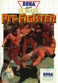 Pit-Fighter SEGA Master System Front Cover
