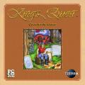 King's Quest: Quest for the Crown DOS Front Cover