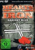Hearts of Iron: Darkest Hour Windows Front Cover