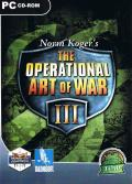 Norm Koger's The Operational Art of War III Windows Front Cover