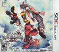 Kingdom Hearts 3D: Dream Drop Distance Nintendo 3DS Front Cover