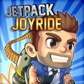 Jetpack Joyride PlayStation 3 Front Cover