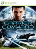 Carrier Command: Gaea Mission Xbox 360 Front Cover