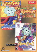 Pajama Sam: 2 Pack Windows Front Cover