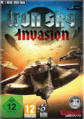 Iron Sky: Invasion Windows Front Cover