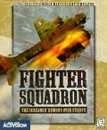Fighter Squadron: The Screamin' Demons over Europe Windows Front Cover