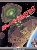 The Dreadnaught Factor Atari 5200 Front Cover