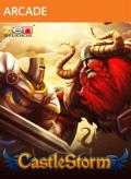 CastleStorm Xbox 360 Front Cover