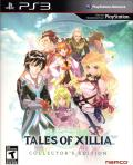 Tales of Xillia (Collector's Edition) PlayStation 3 Front Cover