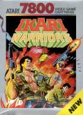 Ikari Warriors Atari 7800 Front Cover